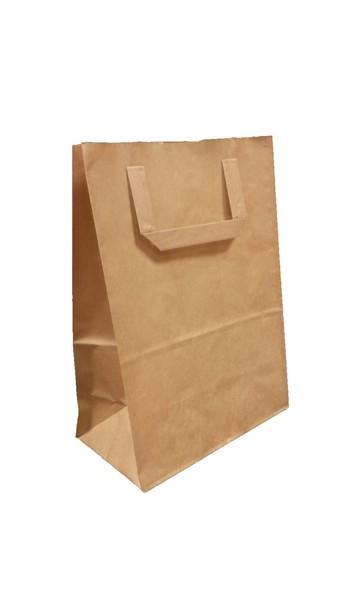 sac kraft pas cher sacs bicolores kraft brun recycle pas cher sac de papier kraft sac cadeau. Black Bedroom Furniture Sets. Home Design Ideas