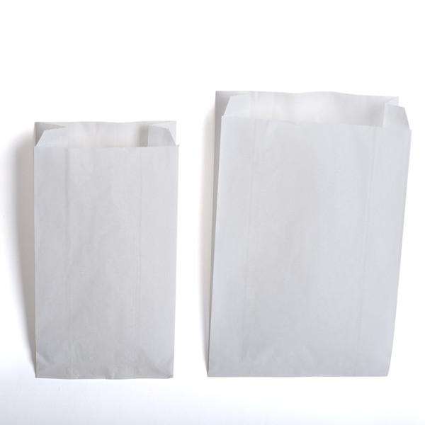 sacs et sachets alimentaires sacs croissants et viennoiseries kraft blanc bourges emballages. Black Bedroom Furniture Sets. Home Design Ideas